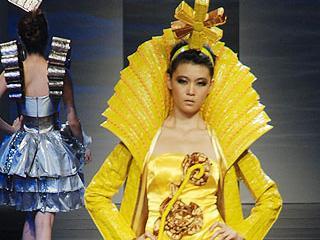 2008国际时尚荟萃暨广东时装周专题报道