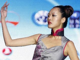 2010上海时装周专题报道