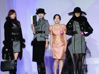 2012广东大学生时装周