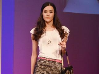 2013 OUTFEEL欧特菲尔时尚女装春夏新品发布会