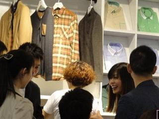 杭州旷盛服饰2013秋冬订货会专访