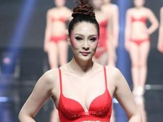 ELLE 遇·尚2013新品发布会深圳国际品牌内衣展SIUF上演